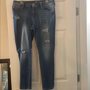 Women's  NY&Co curvy leggings
